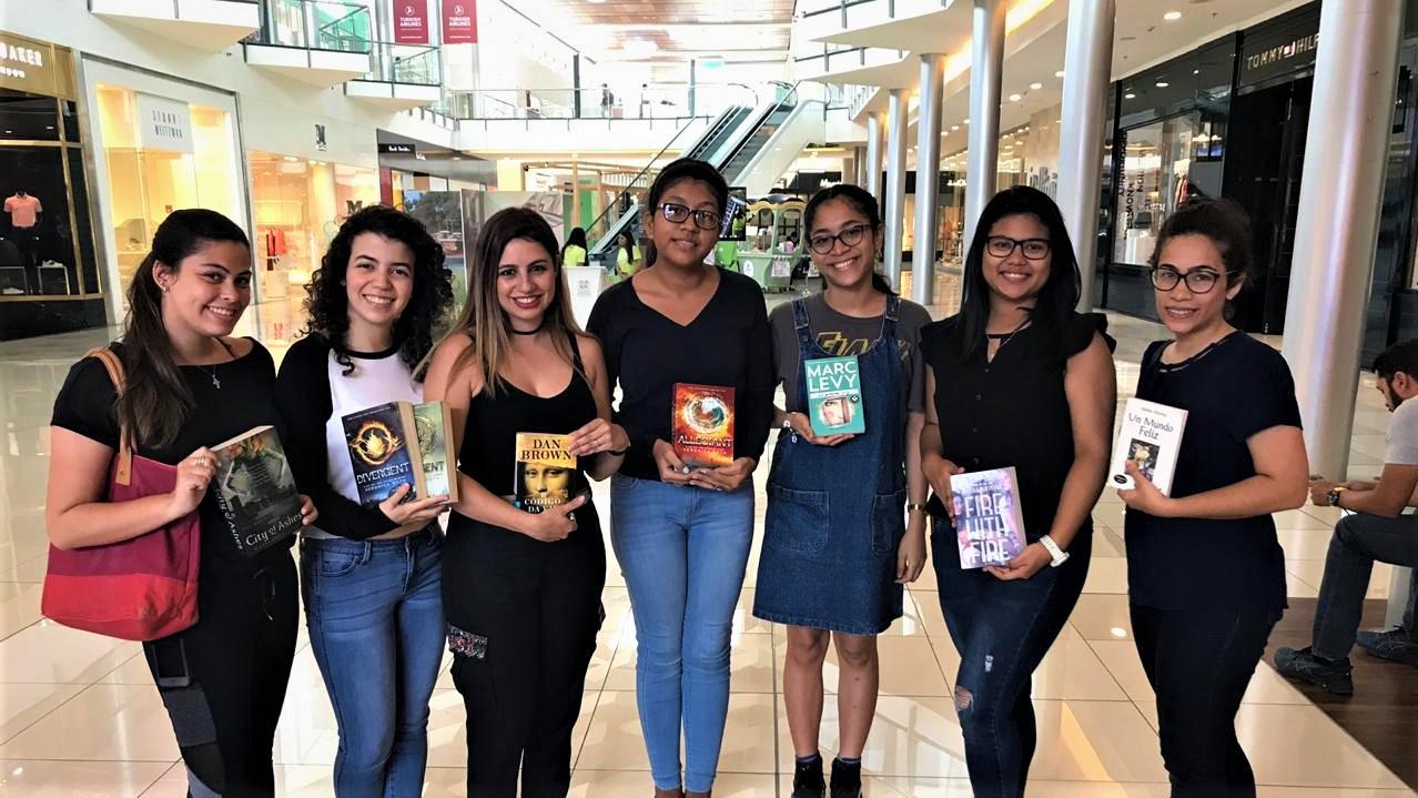 Intercambio de libros gratuitos, un sueño hecho realidad_ Casi literal