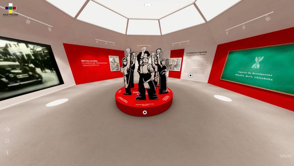 Kaji Tulam, una casa-museo que se estrena en la virtualidad 3_ Casi literal