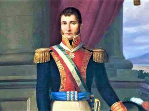 Agustín de Iturbide: el primer emperador de la nueva América